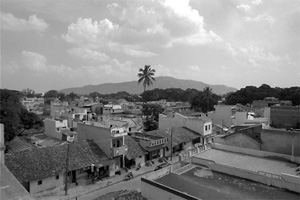 Mysore roofscape